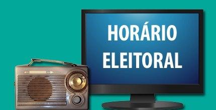 Resultado de imagem para propaganda  eleitoral no radio e tv