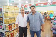 Guairense Supermercado é inaugurado e recebe dezenas de consumidores