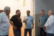 José Eduardo entrega oficialmente prédio para implantação de faculdade presencial