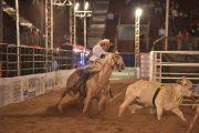 Rancho J7 realiza 1ª Prova de Team Penning na Festa do Peão de Guaíra