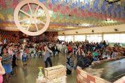 Prefeitura realiza festa junina para alunos da Rede Municipal de Ensino.