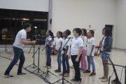 Projeto Guri Polo Guaíra encerrou semestre letivo com audição para grande público