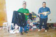 Orbis Clube Guaíra arrecada mais de 250kg na campanha do agasalho 2019
