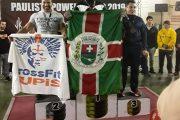 Guairense é campeão do Campeonato Paulista de Powerlifting 2019