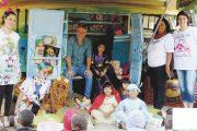 Peruoteca | Projeto itinerante leva mais leitura para alunos da rede municipal de ensino