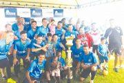 ACENB é bicampeã do Campeonato Amador Varzeano de Guaíra