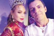 Desfile na Casa de Cultura define misses e misters Beleza Guaíra