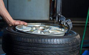 Borracharias e pneus